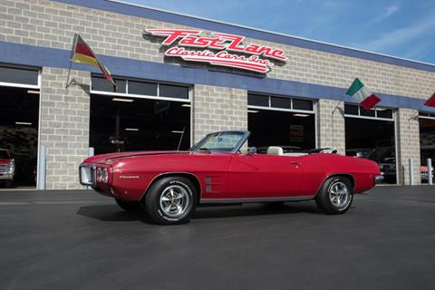 1969 Pontiac Firebird for sale in St. Charles, MO