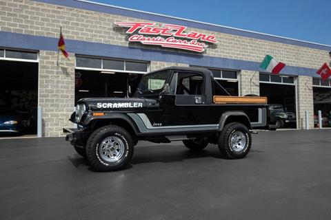 1982 Jeep Scrambler for sale in St. Charles, MO