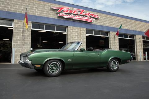 1970 Oldsmobile 442 for sale in St  Charles, MO