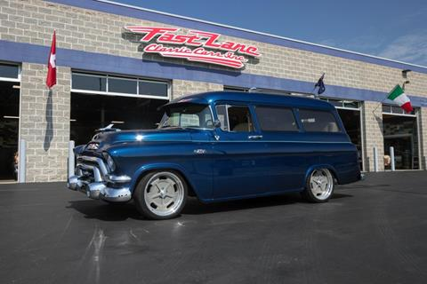 1955 GMC Suburban for sale in St. Charles, MO