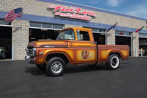 1957 Ford F-100 for sale in St. Charles, MO