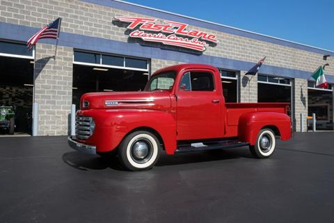 1949 Ford F-100 for sale in St. Charles, MO