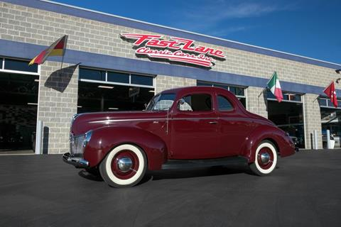 1940 Ford Tudor for sale in St. Charles, MO