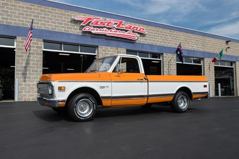1972 Chevrolet C/K 10 Series for sale in St. Charles, MO