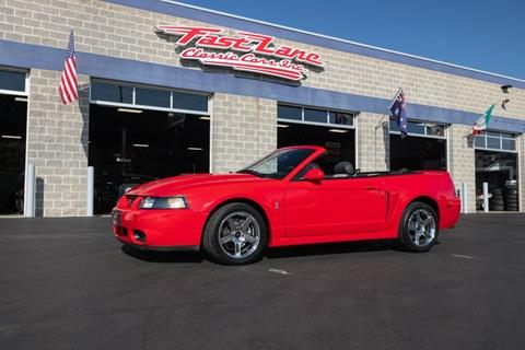 2003 Ford Mustang SVT Cobra for sale in St. Charles, MO