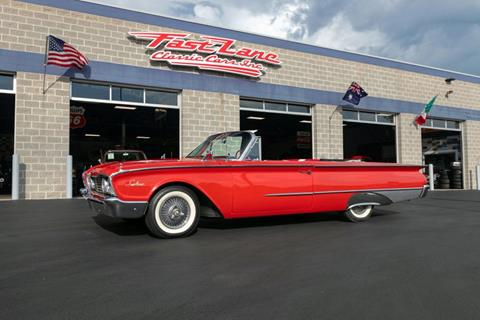 1960 Ford Sunliner for sale in St. Charles, MO