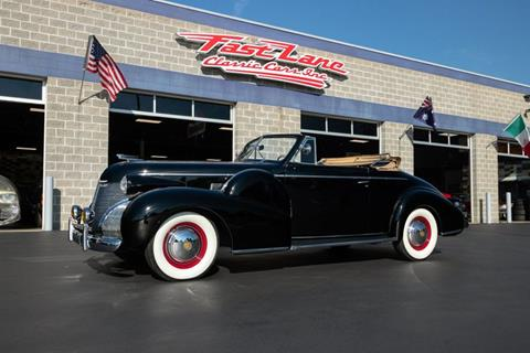 1939 Cadillac Sixty Special for sale in St. Charles, MO