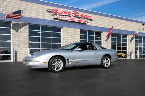 2002 Pontiac Firebird for sale at Fast Lane Classic Cars in St. Charles MO