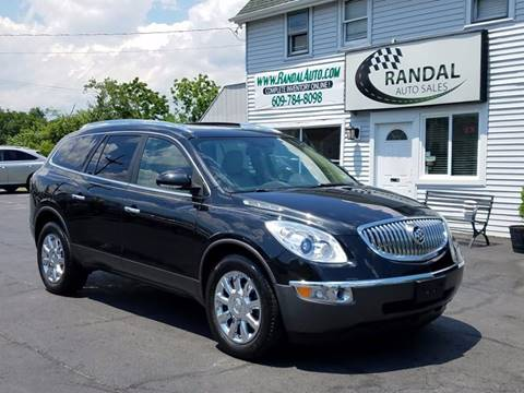 2011 Buick Enclave for sale at Randal Auto Sales in Eastampton NJ