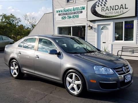 2008 Volkswagen Jetta for sale at Randal Auto Sales in Eastampton NJ