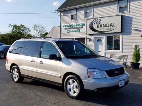 2004 Ford Freestar for sale at Randal Auto Sales in Eastampton NJ
