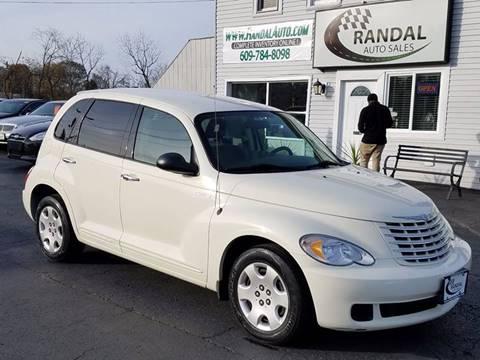 2006 Chrysler PT Cruiser for sale at Randal Auto Sales in Eastampton NJ