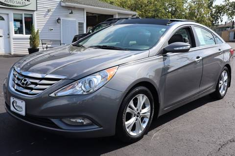 Hyundai Sonata For Sale In Eastampton Nj Randal Auto Sales