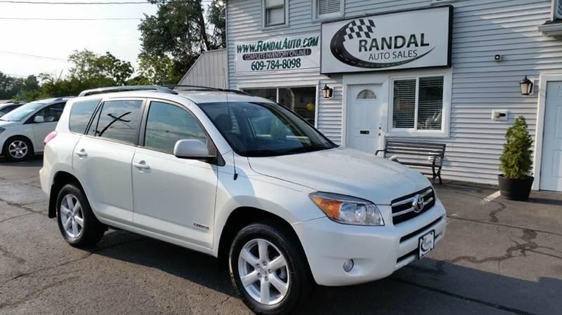 Toyota Rav Limited Dr SUV WD In Eastampton NJ Randal - 2006 rav4