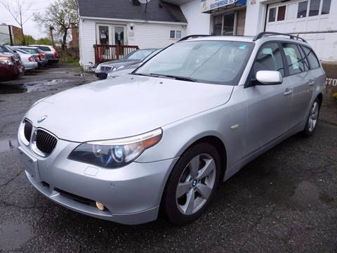 2007 BMW 5 Series for sale at Southbridge Street Auto Sales in Worcester MA