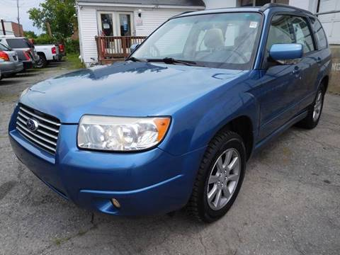 2007 Subaru Forester for sale in Worcester, MA