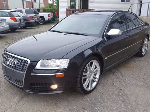 2007 Audi S8 for sale at Southbridge Street Auto Sales in Worcester MA