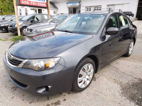 2009 Subaru Impreza for sale in Worcester, MA