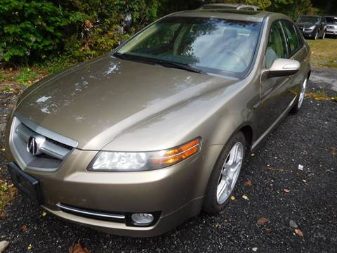 2008 Acura TL for sale in Worcester, MA