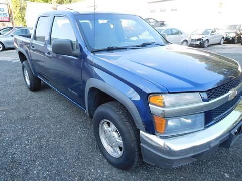 2004 Chevrolet Colorado for sale in Worcester, MA