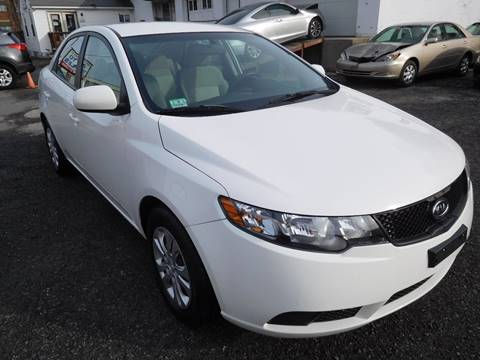 2010 Kia Forte for sale at Southbridge Street Auto Sales in Worcester MA