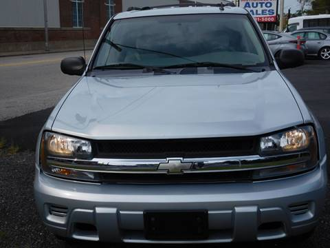 Cheap Cars For Sale In Ma >> 2007 Chevrolet Trailblazer For Sale In Worcester Ma