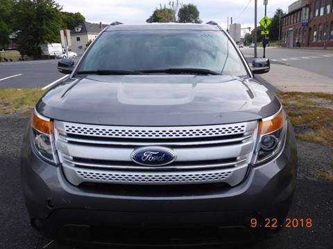 2012 Ford Explorer for sale at Southbridge Street Auto Sales in Worcester MA