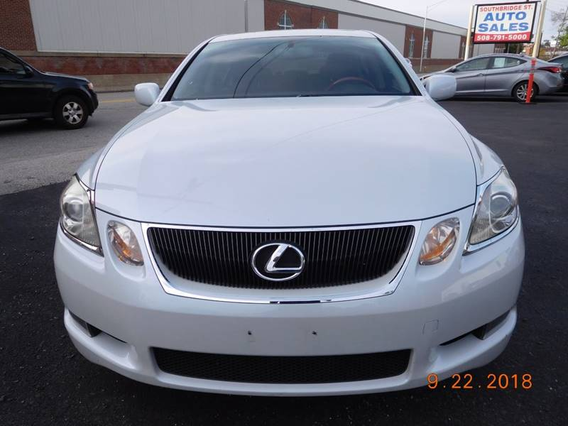 2006 Lexus GS 300 for sale at Southbridge Street Auto Sales in Worcester MA