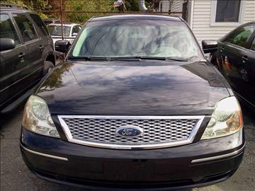 2007 Ford Five Hundred for sale in Worcester, MA