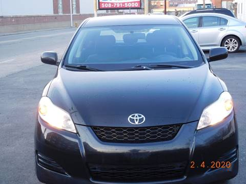 2009 Toyota Matrix for sale at Southbridge Street Auto Sales in Worcester MA