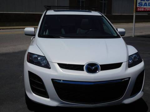 2011 Mazda CX-7 for sale at Southbridge Street Auto Sales in Worcester MA