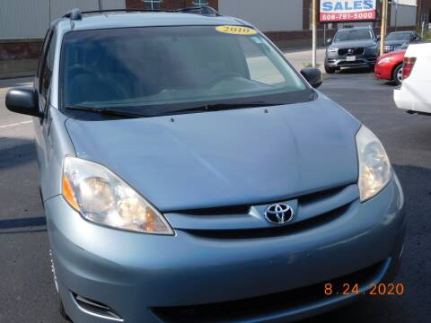2010 Toyota Sienna for sale at Southbridge Street Auto Sales in Worcester MA