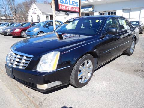 2007 Cadillac DTS for sale in Worcester, MA