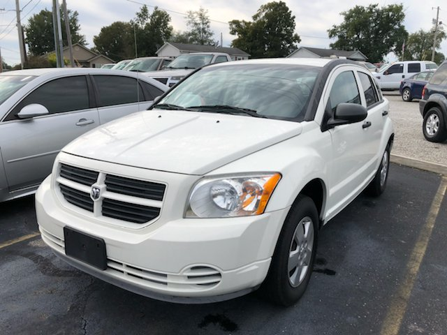 2008 Dodge Caliber for sale at HILLS AUTO LLC in Henryville IN
