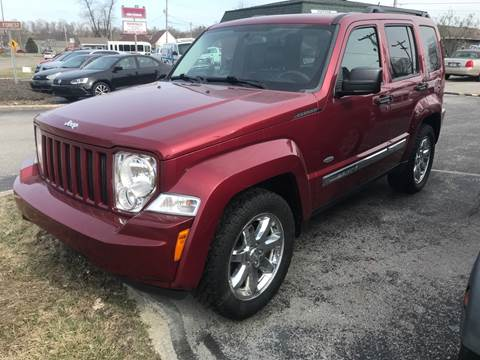 2012 Jeep Liberty for sale in Henryville, IN