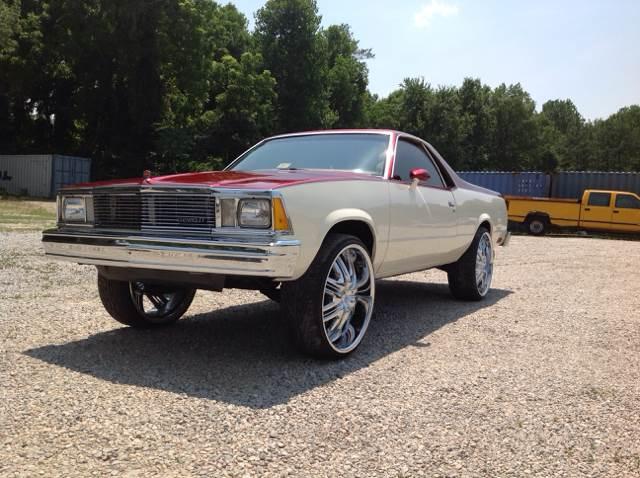 1980 Chevrolet El Camino for sale at James River Motorsports Inc. in Chester VA