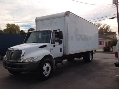 2008 International Ihc 4200 24Ft Box Truck Diesel for sale in Chester, VA