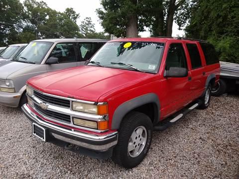 1995 Chevrolet Suburban for sale in Chester, VA