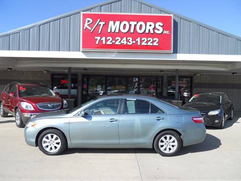 2008 Toyota Camry for sale in Atlantic, IA