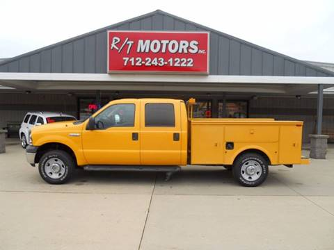2005 Ford F-250 Super Duty for sale in Atlantic, IA