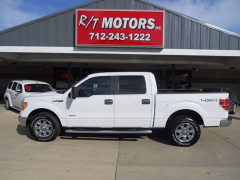 2012 Ford F-150 for sale in Atlantic, IA