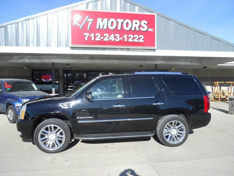 RT Motors Inc - Used Cars - Atlantic IA Dealer