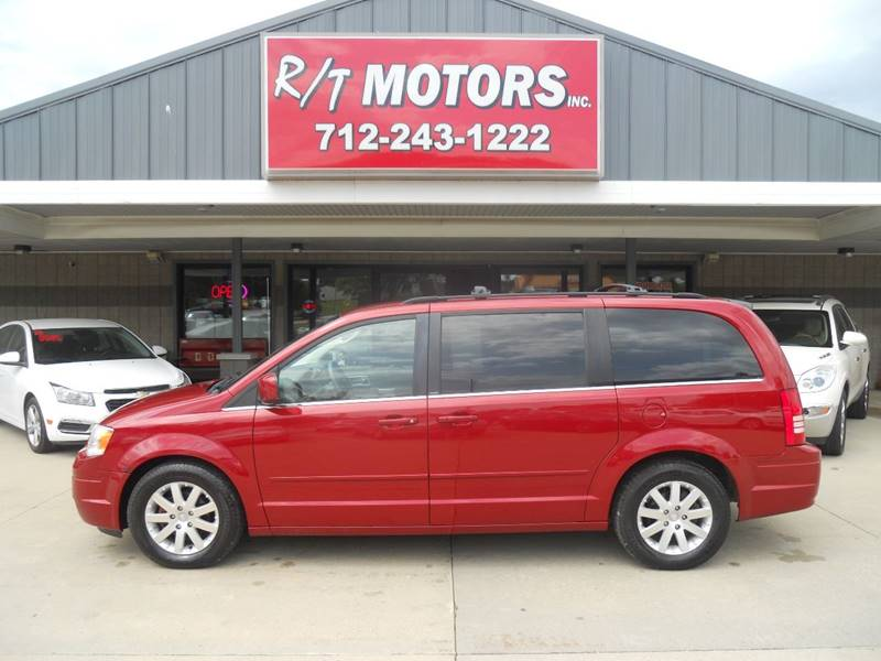 2008 chrysler town and country touring 4dr mini van in atlantic ia rh rtmotors com 2008 Chrysler Town and Country Parts 2008 Town and Country Touring