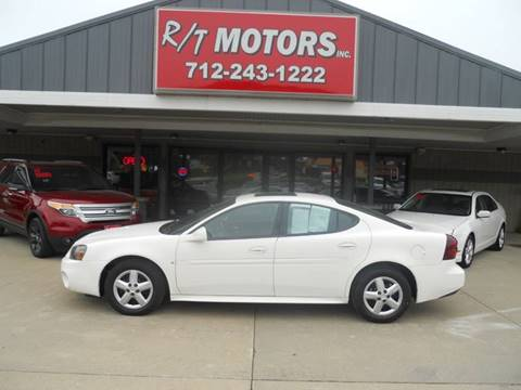 2008 Pontiac Grand Prix for sale in Atlantic, IA