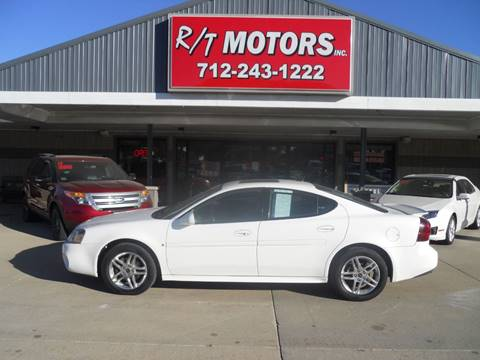 2006 Pontiac Grand Prix for sale in Atlantic, IA