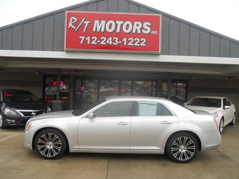 2012 Chrysler 300 for sale in Atlantic, IA