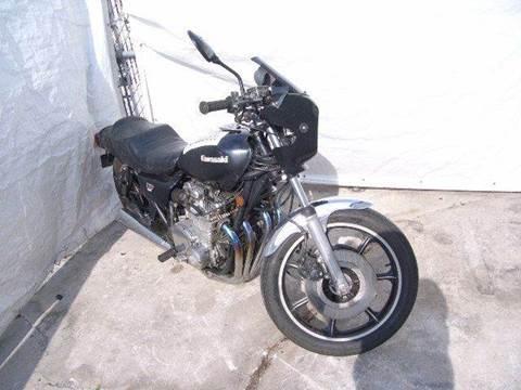 1980 Kawasaki LTD for sale at AUTO & GENERAL INC in Fort Lauderdale FL