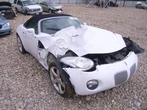 2006 Pontiac Solstice for sale at AUTO & GENERAL INC in Fort Lauderdale FL