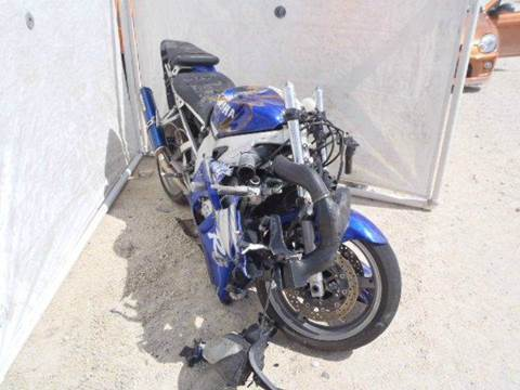 2000 Yamaha YZFR6L for sale at AUTO & GENERAL INC in Fort Lauderdale FL
