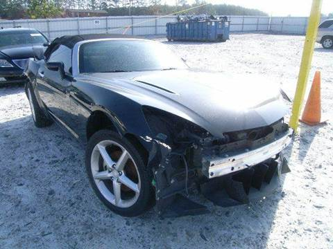 2007 Saturn SKY for sale at AUTO & GENERAL INC in Fort Lauderdale FL